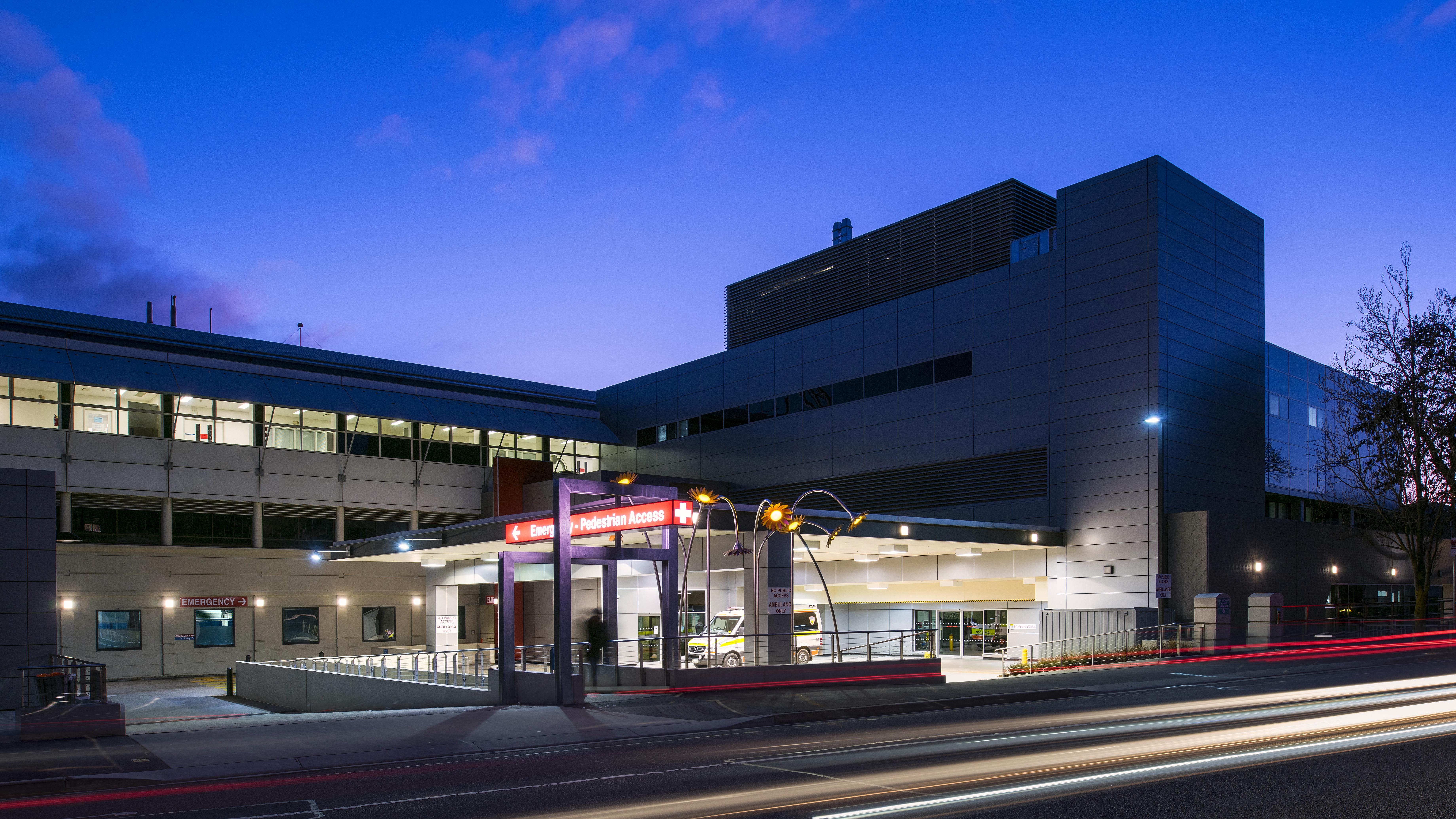 Cogeneration Power - Hospital