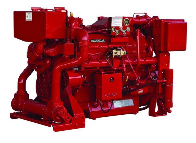3512 Fire Pump Driver