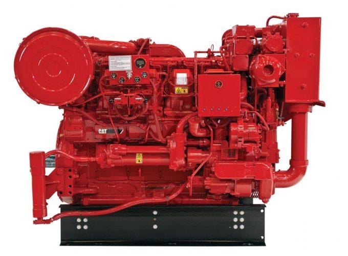 3508 Fire Pump Driver
