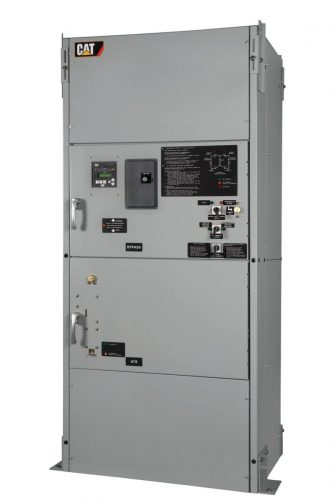 ATC Contactor Based Bypass Isolation Automatic Transfer Switch