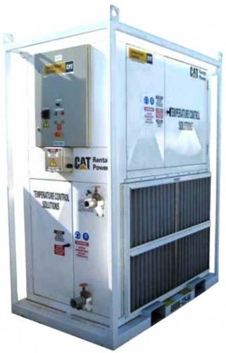 140 kW Air Handler