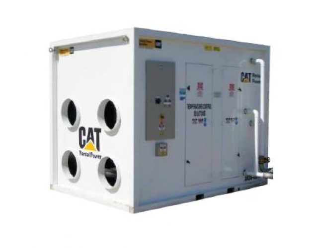465 kW Air Handler