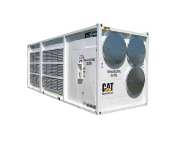 1900 kW Air Handler
