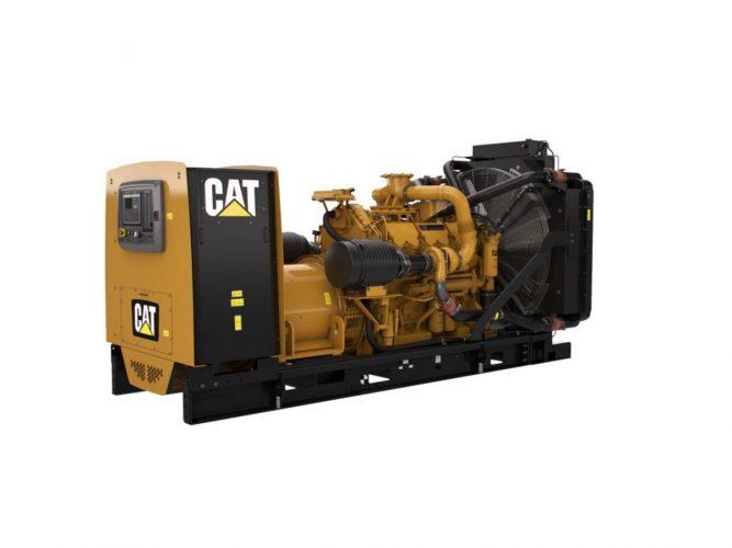 910kVA-1500kVA Cat C32