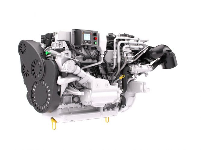 C8.7 Recreational Engine