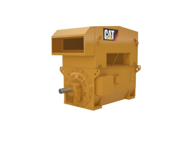 CN3586 Electric Motor for Gas Compression