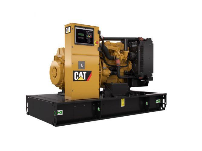 30kVA Cat C3.3 GENSET DE33E0