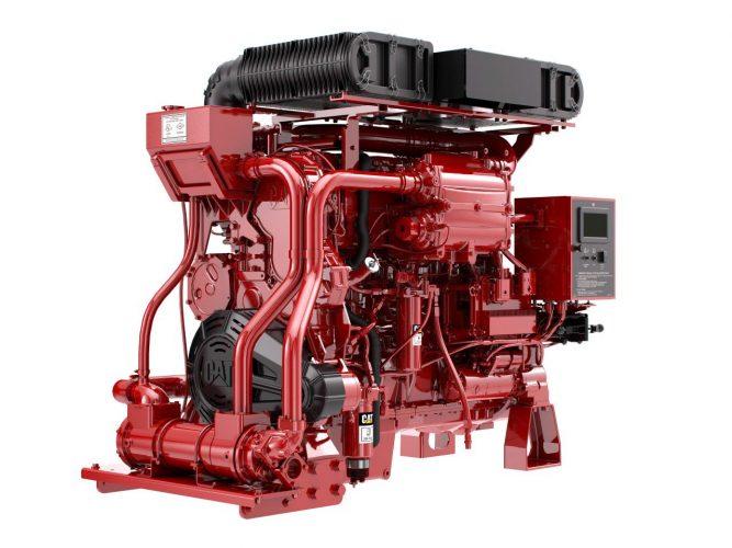 C18 ACERT™ Fire Pump Driver
