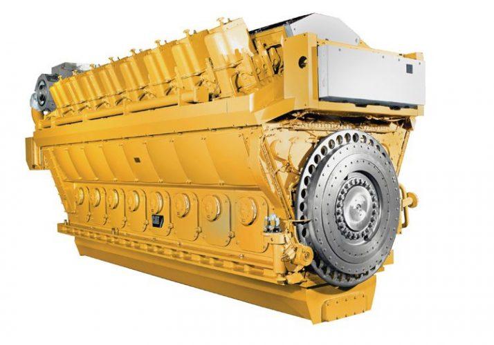 G16CM34 Gas Engine