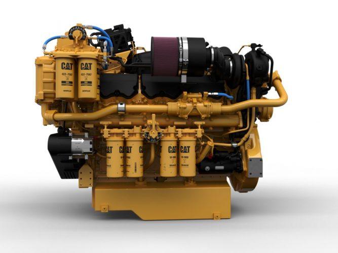 C32 IMO III Auxiliary/Generator Set Engine