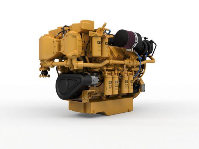 C32 Auxiliary/Generator Set Engine