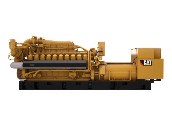 1976-2010 KWe G3520C