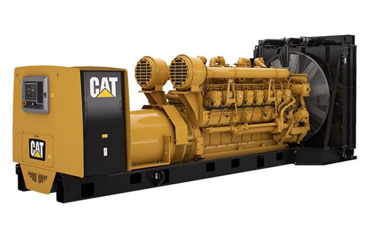 1600kVA-2000kVA Cat 3516