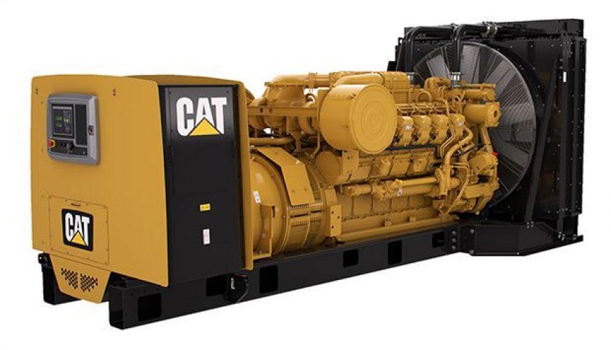 1320kVA-1750kVA Cat 3512B