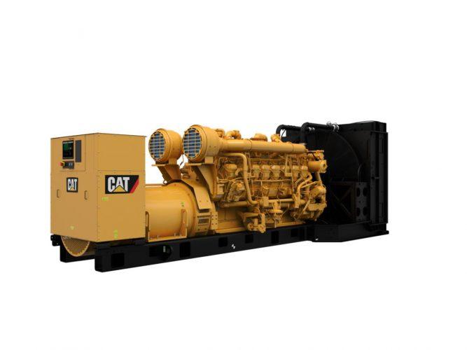 1750kVA-2275kVA Cat 3516B DGB™