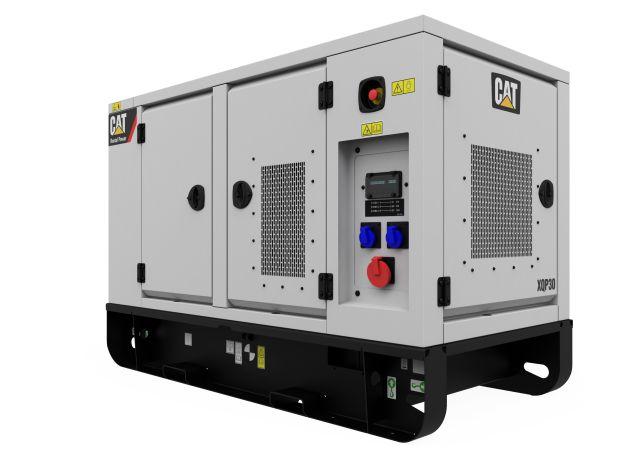 80 kVA Silenced Diesel Generator - Energy Power Systems