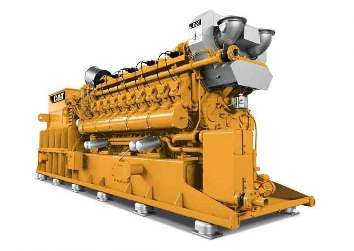 2300 KWe CG170B-20
