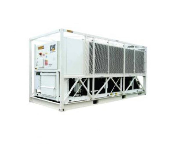 525 kW Fluid Chiller