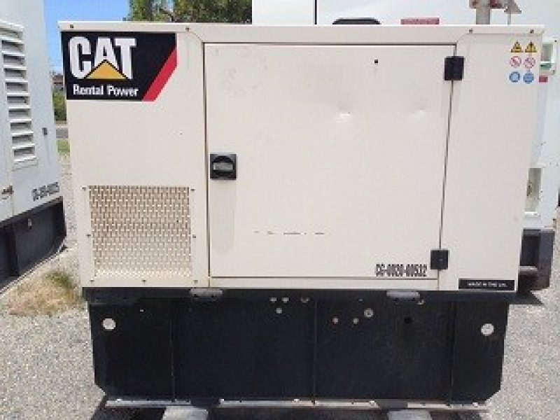 20KVA SOUND ATTENUATED DIESEL GENERATOR - UA565 - Energy
