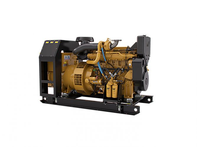 C7.1 Marine Generator Set