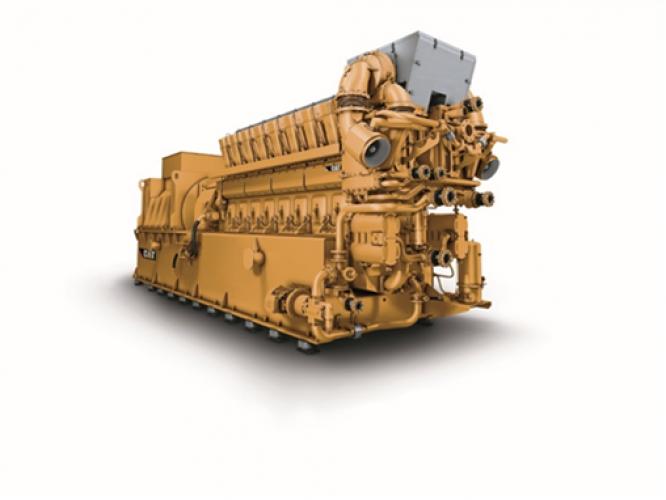 CG320-16 4000ekW
