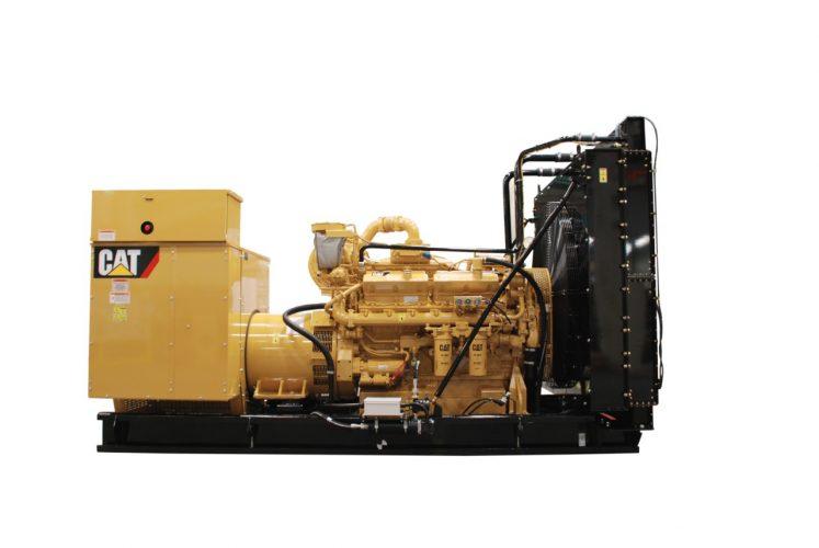 370 KWe G3412C