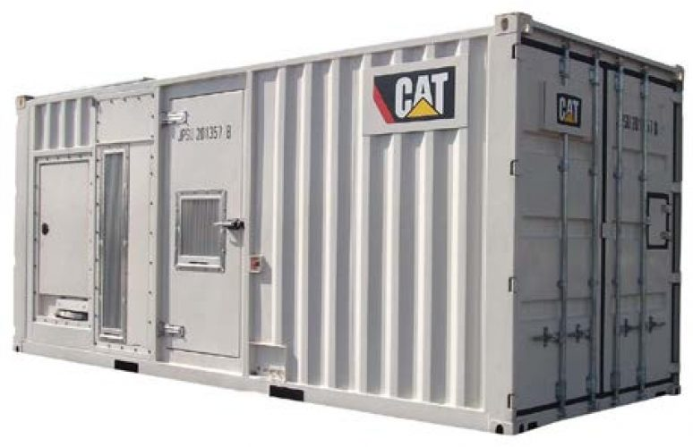 Cat® Power Grid Stabilisation (PGS)