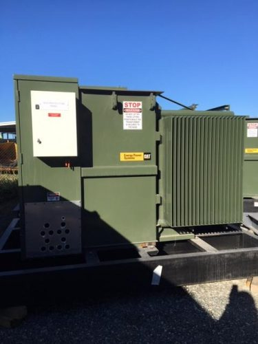 11KV USED SUNBELT TRANSFORMER - UA305