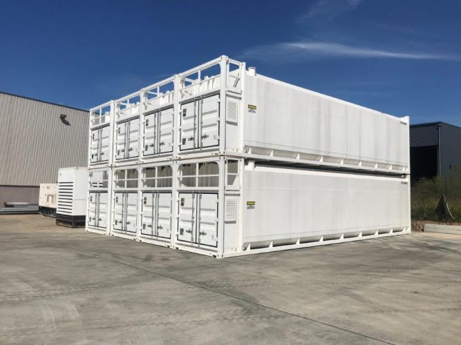 69,000 Ltr Bulk Fuel Storage Tank - UA1018